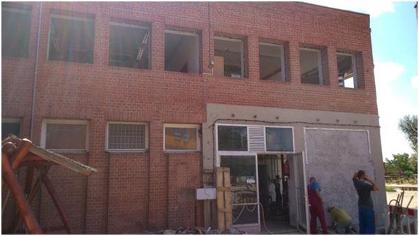 Általános Iskola épületenergetikai fejlesztése